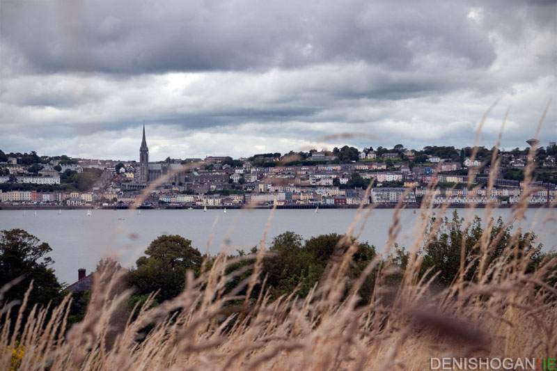 Cobh from Spike Island